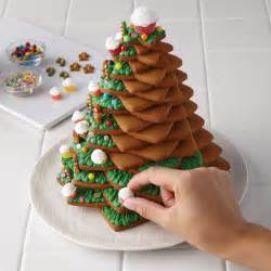 gingerbread tree template preserve your gingerbread house the glue string