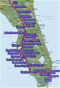 west coast map of florida fl west coast cities map pictures to pin on