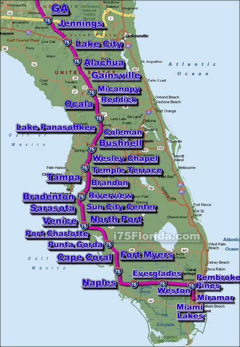 west coast map west coast map of florida fl west coast cities map pictures to pin on pinterest