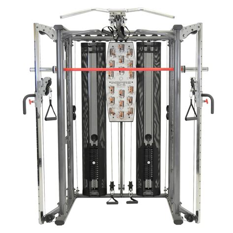 inspire fitness smith cage system strength machine