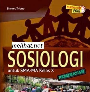 Buku Pintar Un Sosiologi Sma rpp sosiologi sma smk ma kurikulum 2013 kelas x 10 terbaru