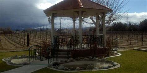 outdoor wedding venues antelope valley ca antelope valley winery weddings get prices for wedding