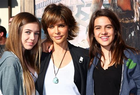 does lisa rinna have a son delilah hamlin picture 1 the world premiere of disney