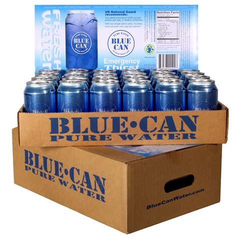 Shelf Water by Blue Can 50 Year Shelf Water Quake Kit