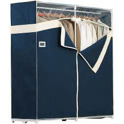 large garment closet wardrobe seasonal storage clothing