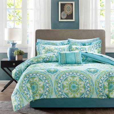 jcpenney bed linens park orissa bedding ensemble jcpenney