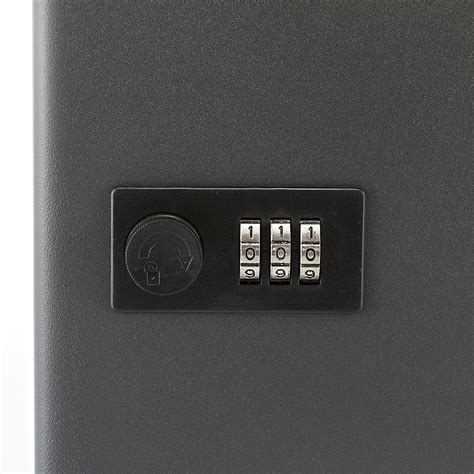 sterling key cabinet combination lock sterling kc20c 20 hook combination key cabinet sterling