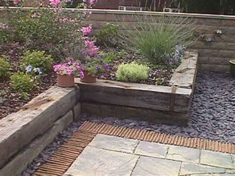 Railway Sleeper Furniture Australia by 17 Best Images About Sleepers On Raised Beds