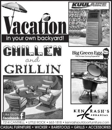 In Your Own Backyard by Vacation In Your Own Backyard Grillin And Chillin Ken