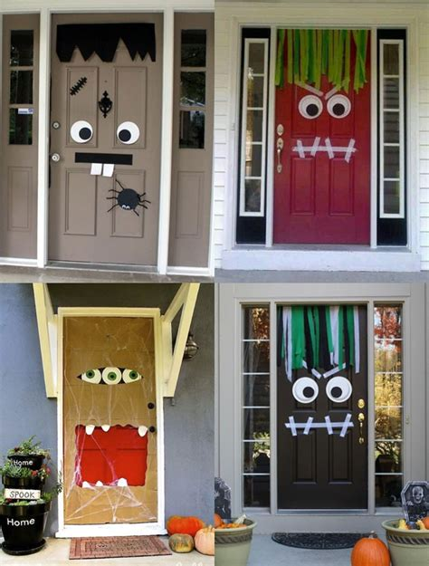 halloween decoration ideas to make at home 60 best diy halloween decorations for 2017