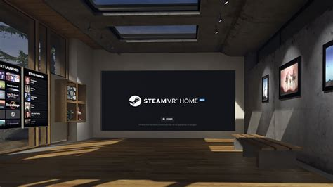 valve s new steamvr home beta may you never leave