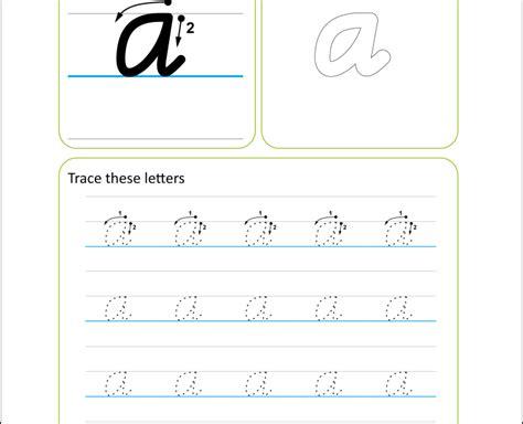 alphabet worksheets victorian modern cursive australian handwriting worksheets victorian modern