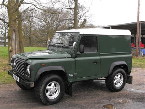 original land rover defender land rover defender 90 200tdi genuin and original 1992