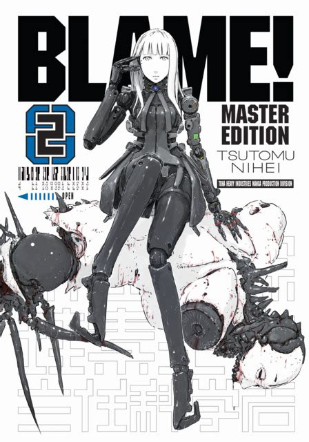 Master Vol 3 blame master edition 3 vol 3 issue