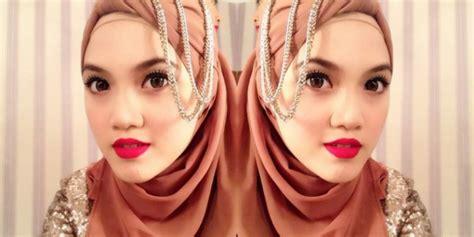 tutorial make up sederhana tapi elegant make up cantik sederhana untuk wanita berjilbab