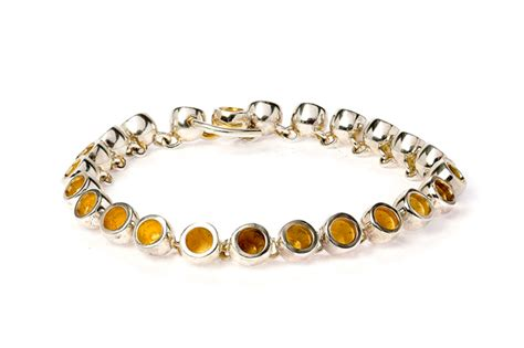 Buttercup Gold silver and gold bracelet buttercup