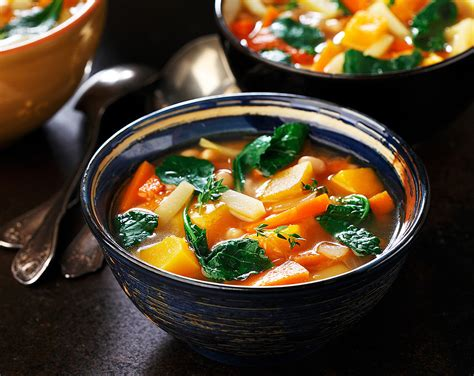 root vegetable soup cooker hearty white bean kale and root vegetable soup eat well