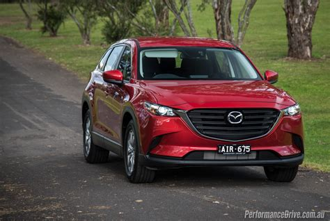 mazda cars australia 2016 mazda cx 9 sport awd review video performancedrive