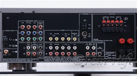 Yamaha Rx V361 Dolby Digital Surround Av Receiver Gebraucht