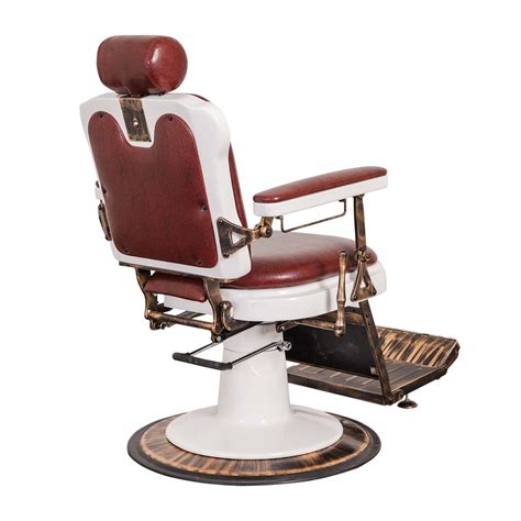 Reclining Shoo Chairs by Pibbs 662 The King Reclining Barber Chair