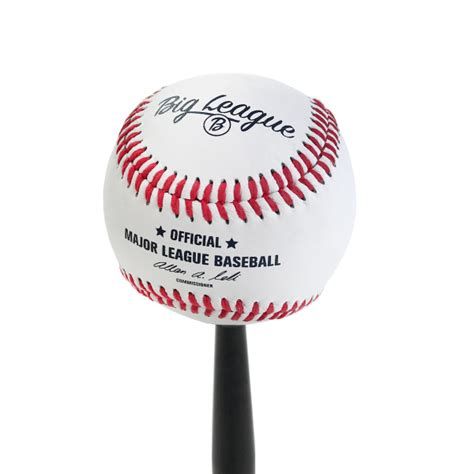 Baseball Gear Shift Knob by Official Big League Baseball Transmission Gear Shift Knob