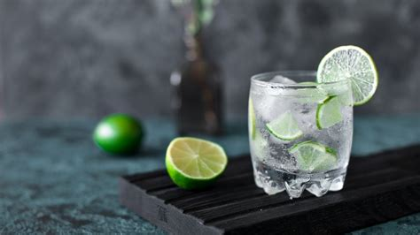 vodka tonic cocktails to order instead of a vodka soda