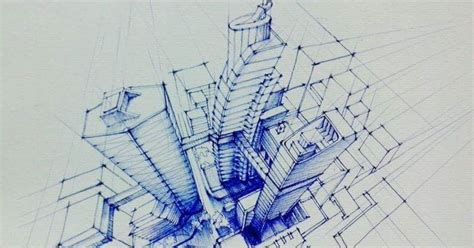 langkah langkah dasar dalam penggambaran perspektif jurnal arsitektur