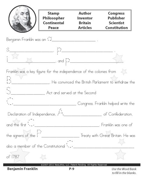 Social Studies For 5th Grade Worksheets by Sle 5th Grade Social Studies History Makers