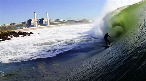surfer matte matt mohagen wins the south bay boardriders club big wave