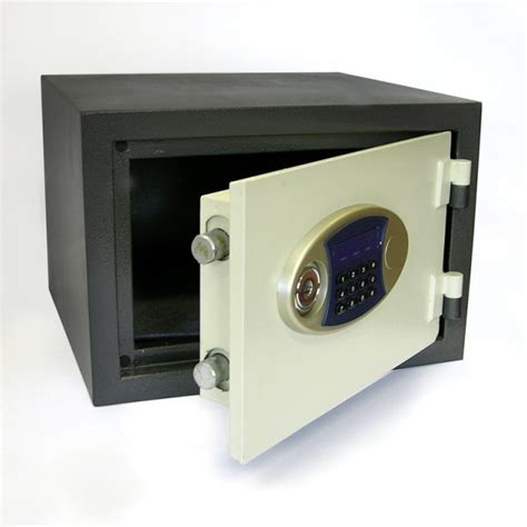 Hotel Room Safe by Fireproof Compact Hotel Room Safe