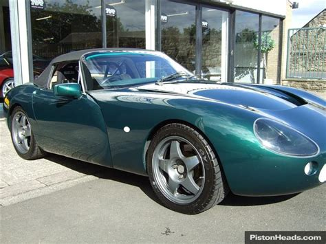 Hexham Tvr Classic Green Goddess Ultimate Griff 500 For Sale