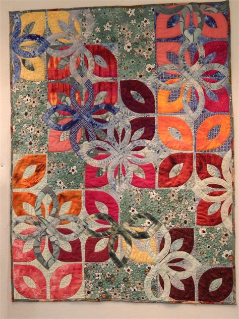 a do over wedding ring quilts quilts applique quilt