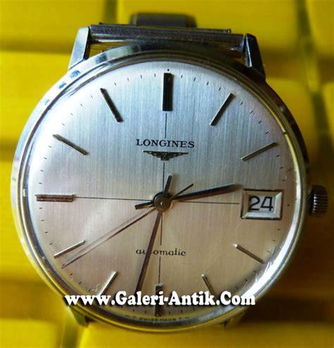 Bacan Doko Kantoran Semi jam tangan longines kuno antik original tahun 1960