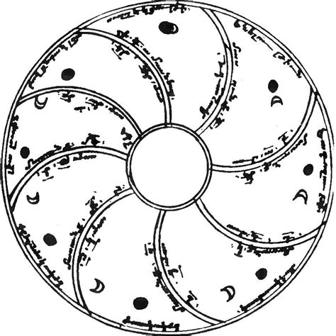 coloring pages for moon phases moon phase colouring pages