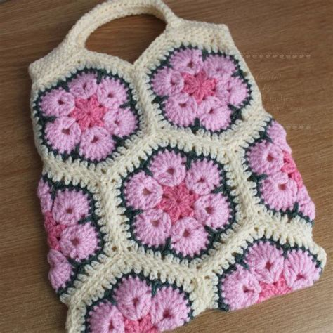 african flower crochet pattern bag 44 best girlybunches crochet images on pinterest craft