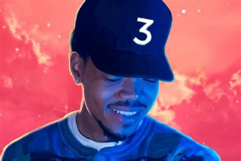 Chance The Rapper Coloring Book Mixtape Nappyafro