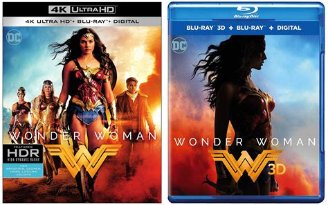 gifts for wonder woman fan 2017 holiday gift guide blu ray gifts for movie and tv fans