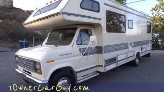 Tioga Rv Floor Plans 1990 ford e 350 information and photos zombiedrive