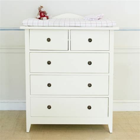 Nordic Nursery Dresser Changing Table Nordic Style Nursery Changing Table