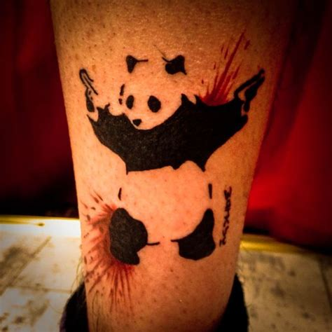 panda tattoo art pinterest the world s catalog of ideas