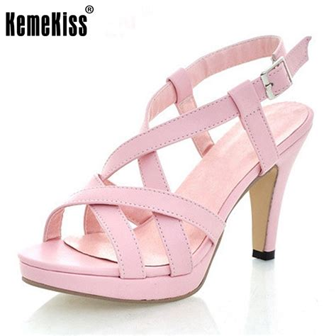 Heels Fashion Import 31 new 2017summer fashion sandals free shipping small size 31 32 student shoes european style