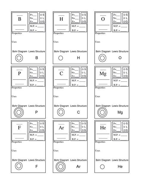 Periodic Table Worksheet High School by Periodic Table Basics Worksheet Answer Key Education