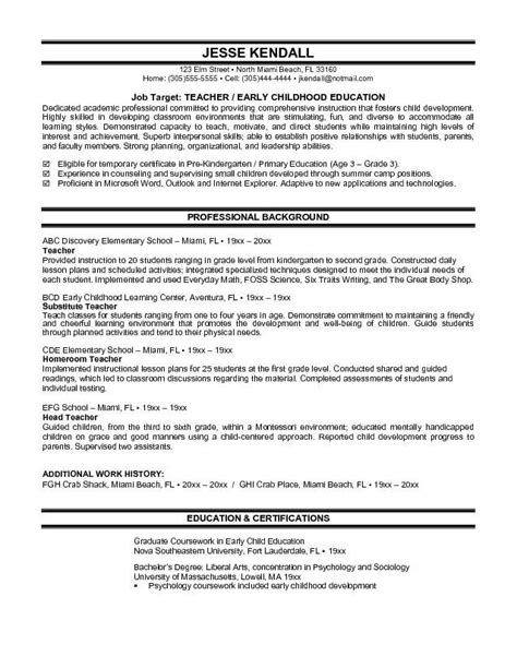 best resume format for teaching profession best resume format for teaching best resume collection