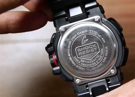 New G Shock Ga 400 Tali Kuning Gshock Ga400 Jam Tangan Pria Sport review casio ga 400 1b jam kelas menengah yang menjadi