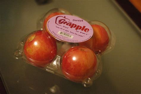 If Were Apples And Were Grapes by Do We Really Need A Grape Apple Hybrid Popsugar Food