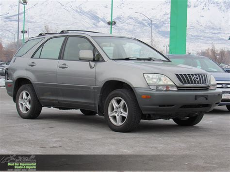 kelley blue book classic cars 2001 lexus rx lane departure warning pre owned 2001 lexus rx 300 sport utility in orem r2908a larry h miller used car supermarket
