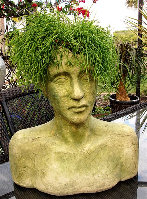 the empty nester a journey making my own head planters