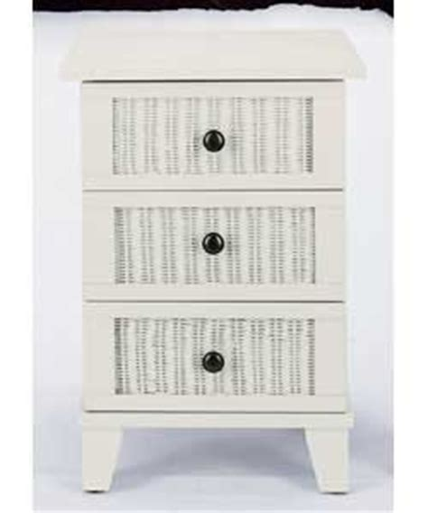 rattan chest of drawers furniture uk ivory 3 drawer wood wicker bedside table chest