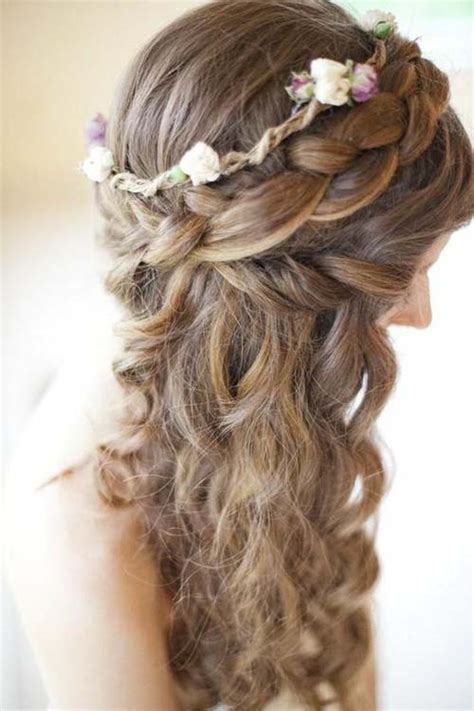 bridal hairstyles tips 20 wedding hair ideas with flowers modern wedding
