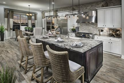 Fully Decorated Homes Toll Brothers To Six Fully Decorated Model Homes In 2017 Parade Of Homes Yourhub